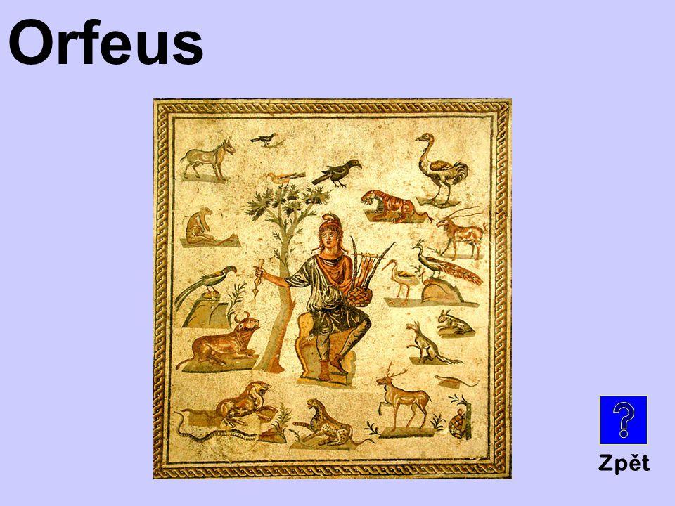 Orfeus Zpět