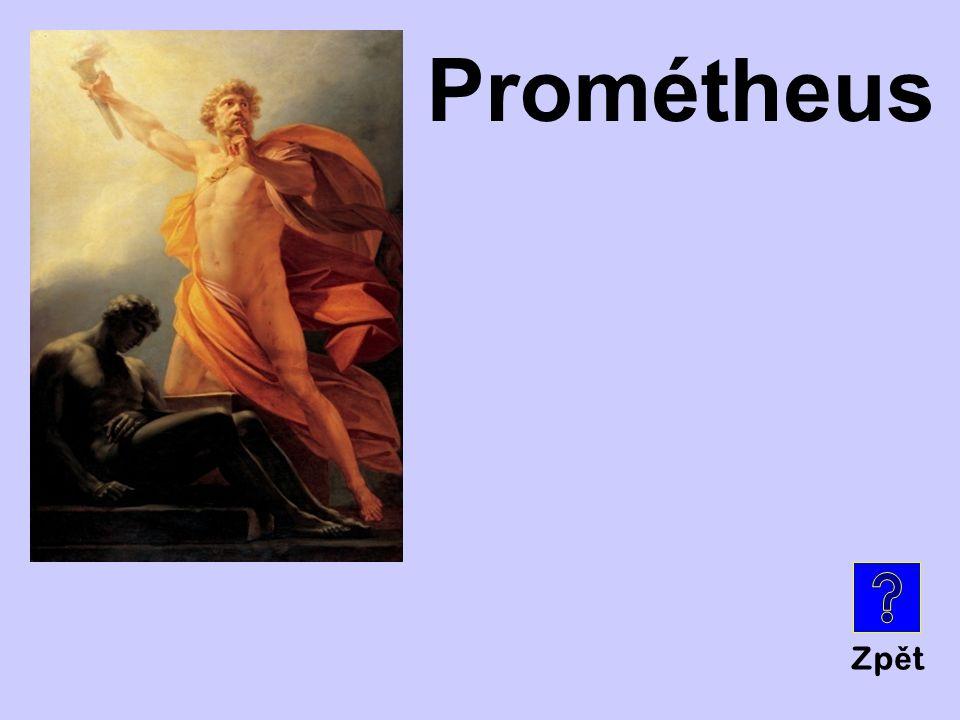 Prométheus Zpět