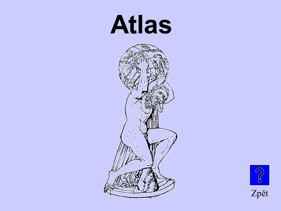 Atlas Zpět