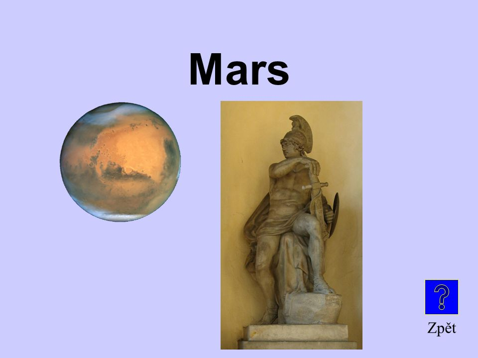 Mars Zpět