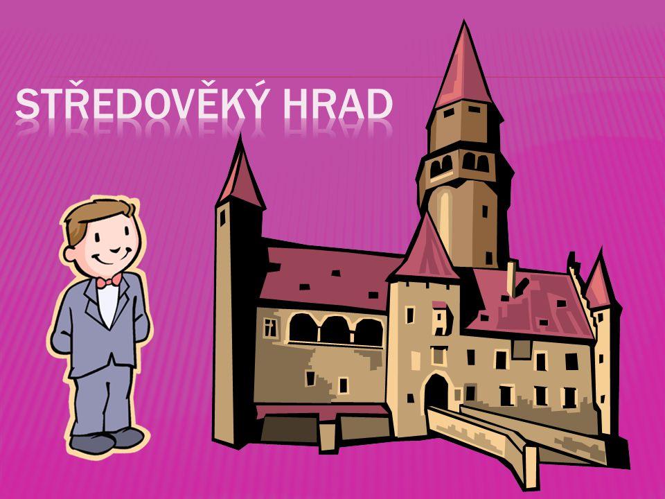 Středověký hrad