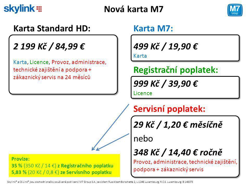 Registrační poplatek: 999 Kč / 39,90 €