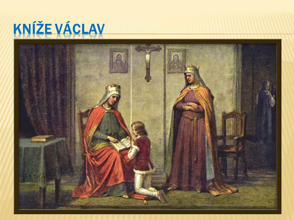 Kníže václav Václav se narodil kolem roku 895, tedy v době, kdy zemřel jeho děd, kníže _____________.