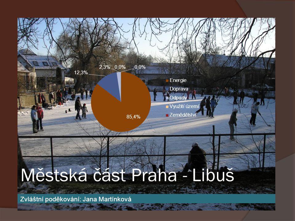 Městská část Praha - Libuš