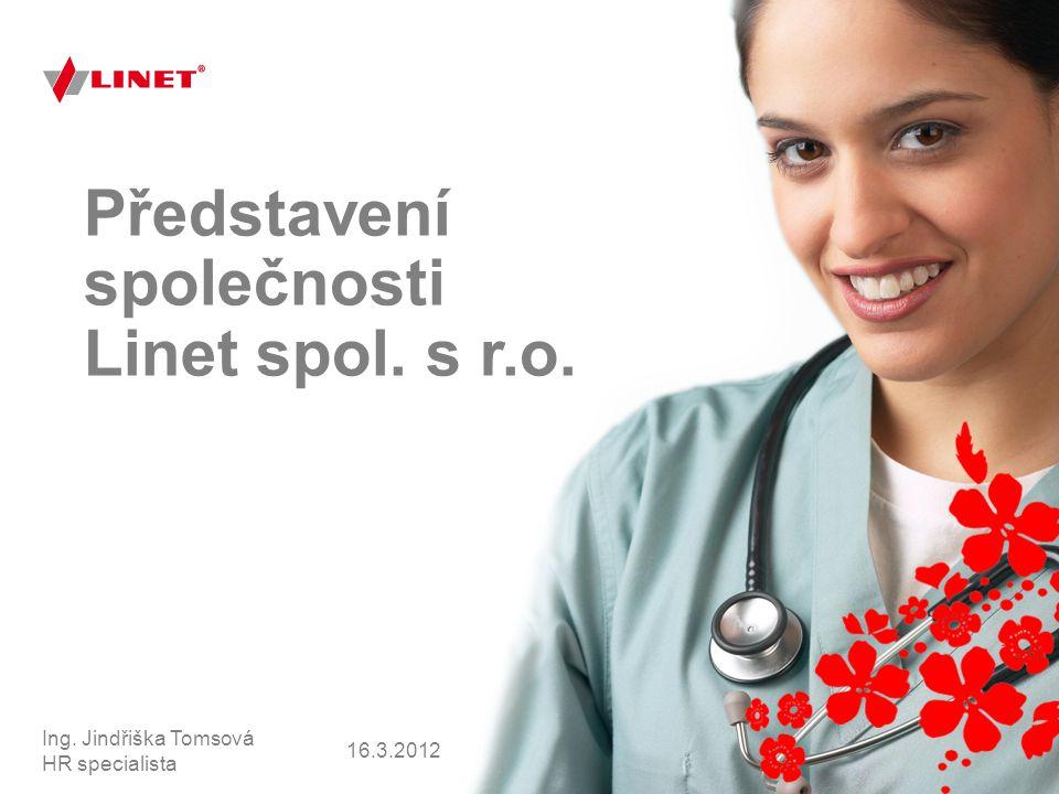 Představení společnosti Linet spol. s r.o.