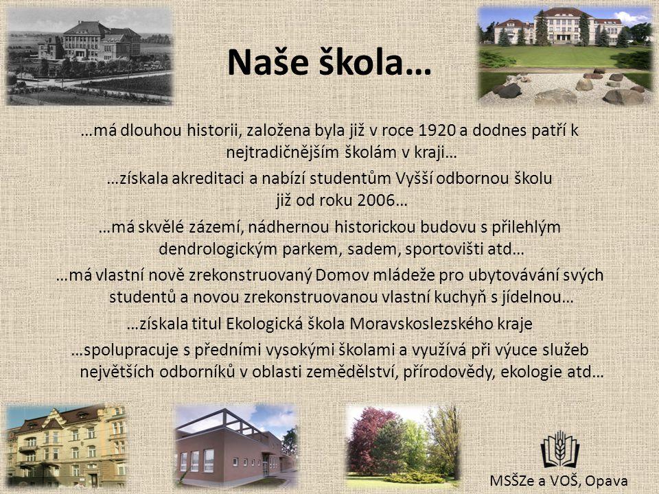 Naše škola…