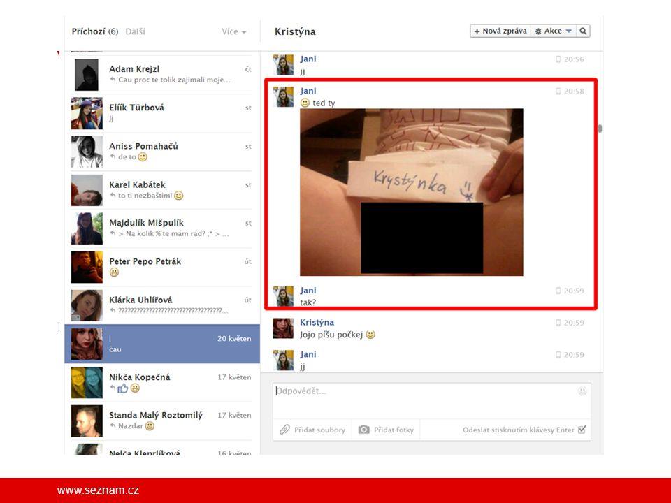 Vydírání FB/SeznamSeBezpecne