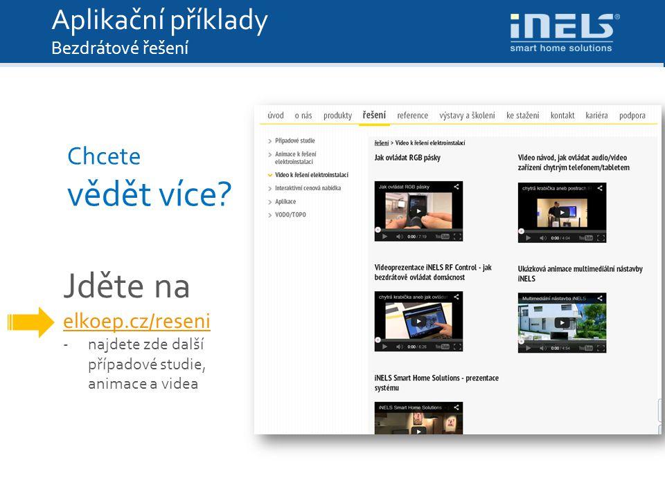 Jděte na elkoep.cz/reseni