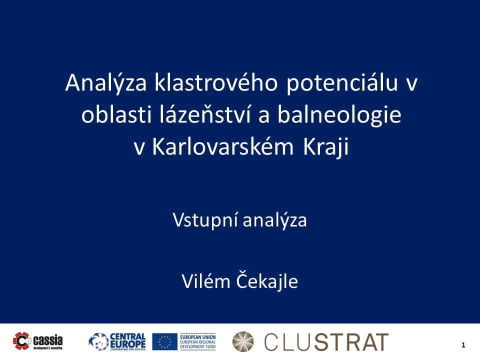 Vstupní analýza Vilém Čekajle