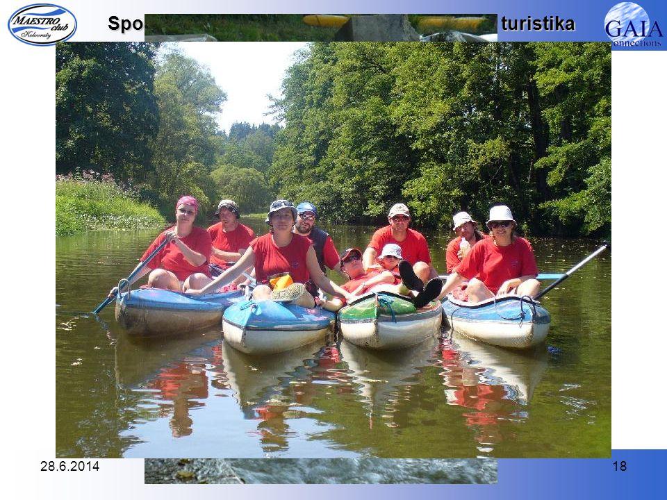 Sportovní akce pořádané klubem – Vodácká turistika