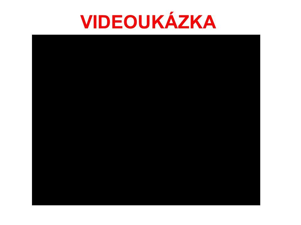 VIDEOUKÁZKA