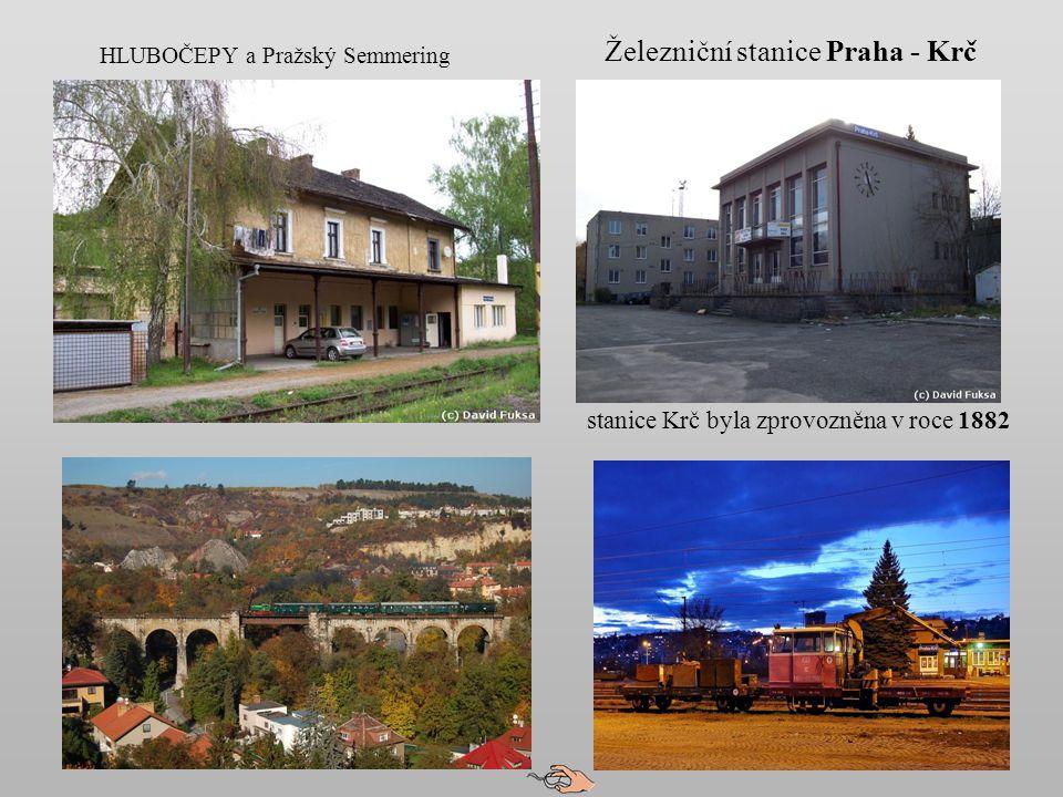 Železniční stanice Praha - Krč
