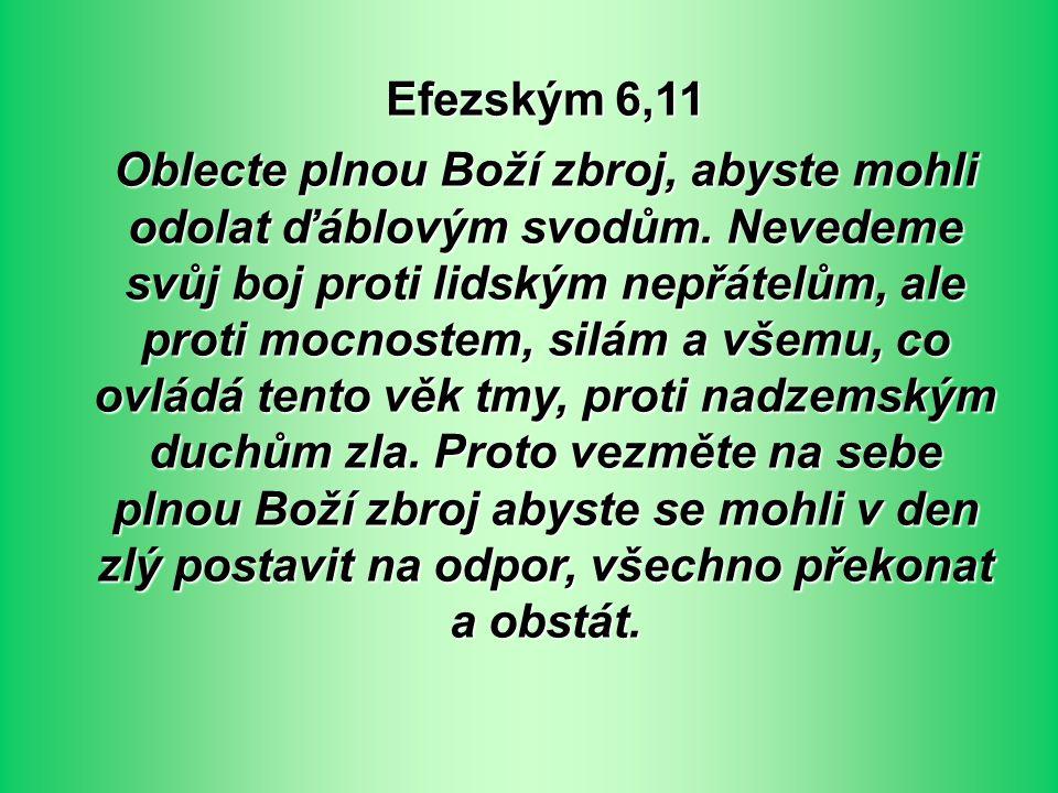 Efezským 6,11