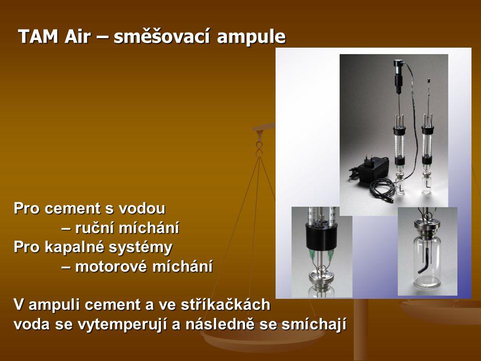 TAM Air – směšovací ampule