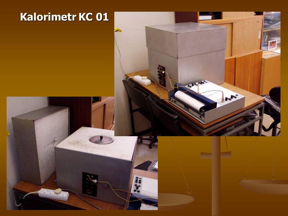 Kalorimetr KC 01