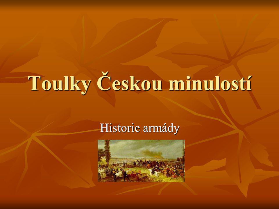 Toulky Českou minulostí