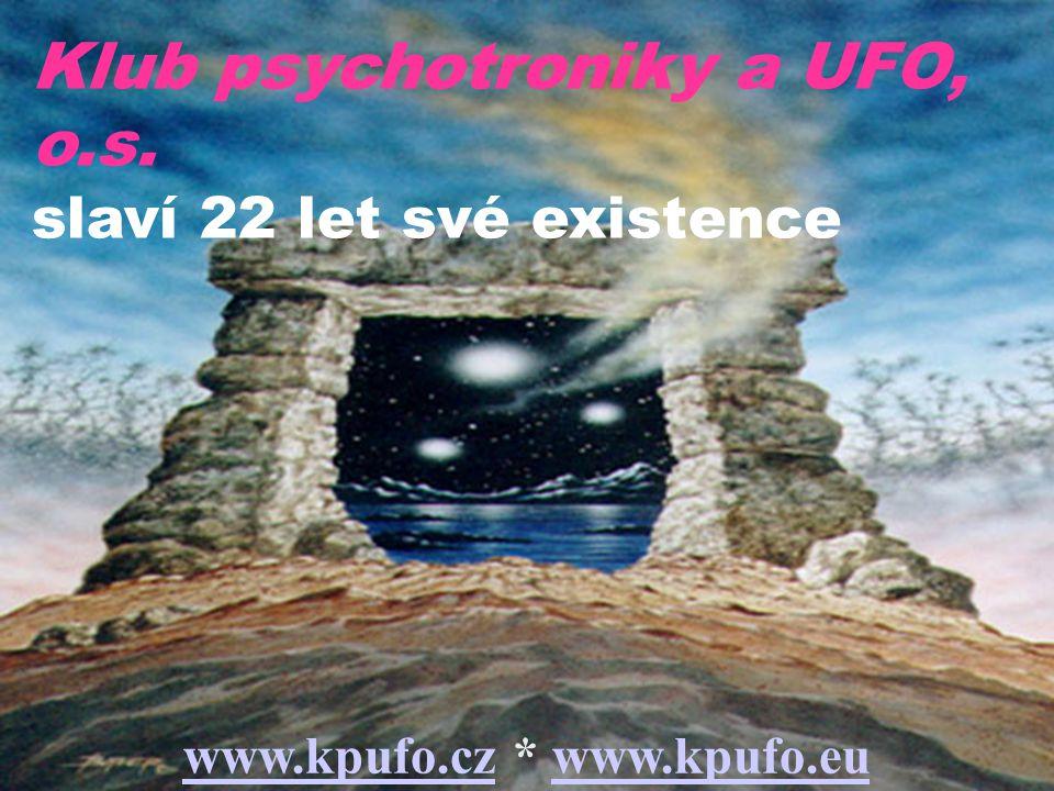 www.kpufo.cz * www.kpufo.eu