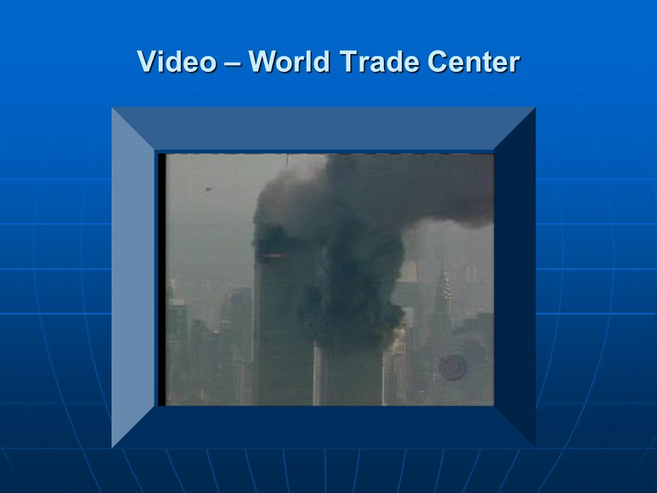 Video – World Trade Center