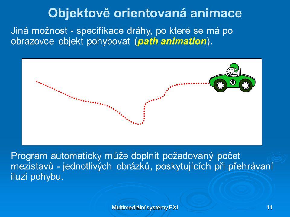 Objektově orientovaná animace