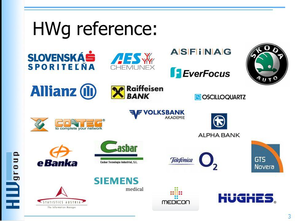 HWg reference: