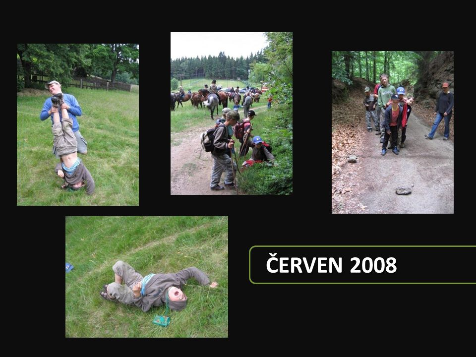 ČERVEN 2008