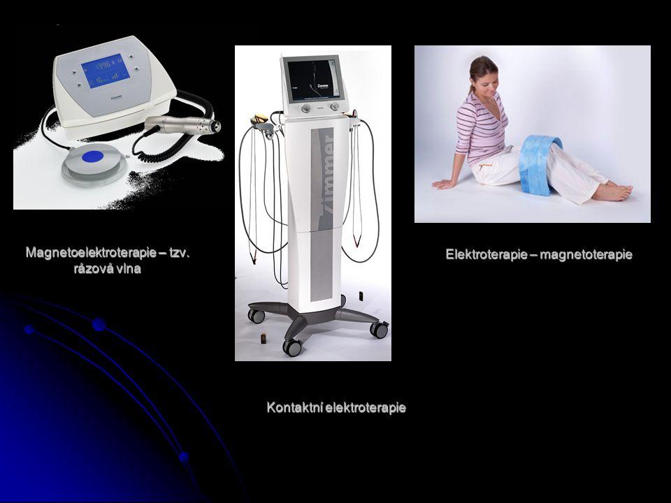 Magnetoelektroterapie – tzv. rázová vlna