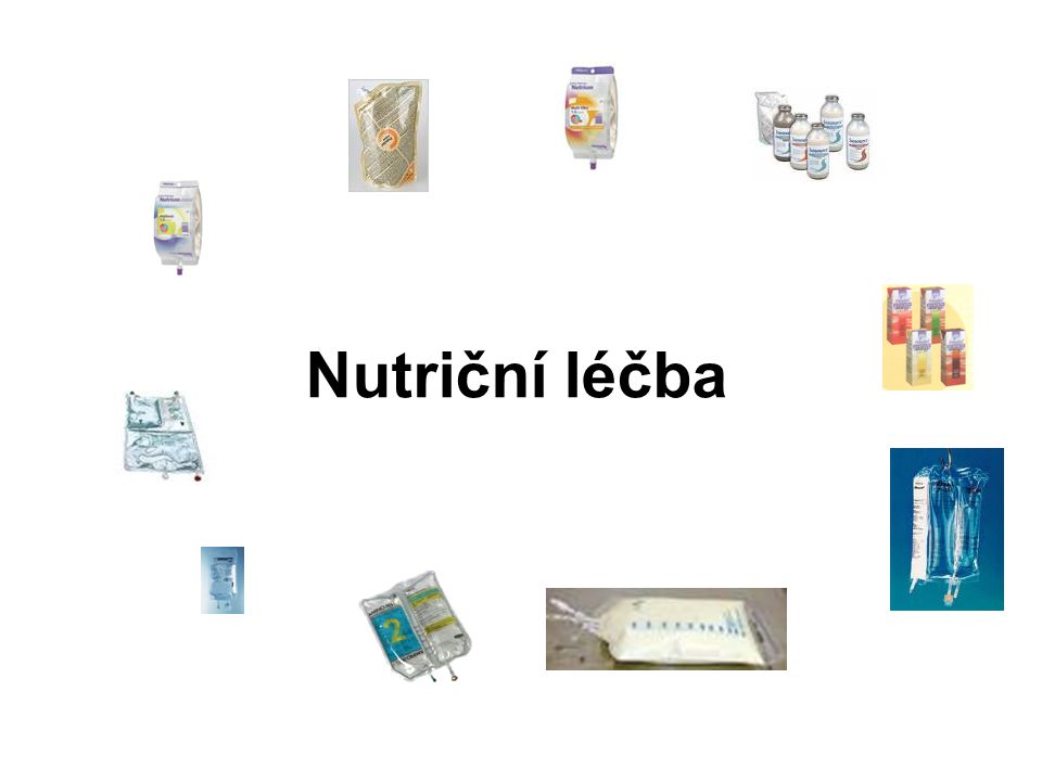Nutriční léčba