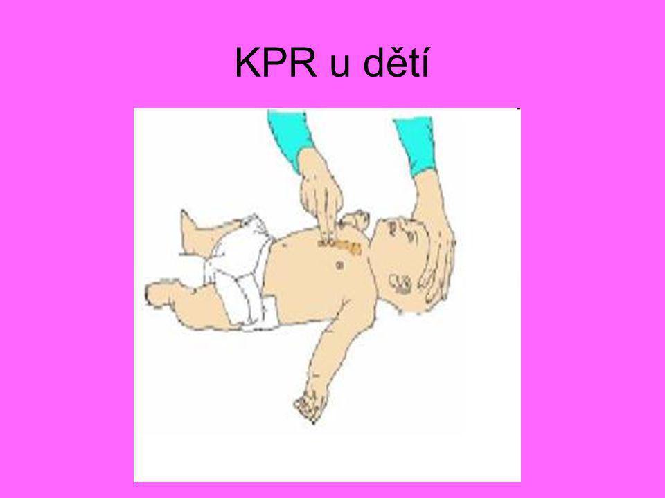 KPR u dětí