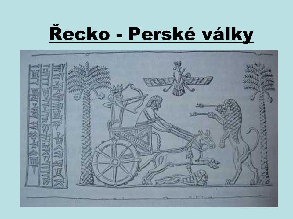 Řecko - Perské války