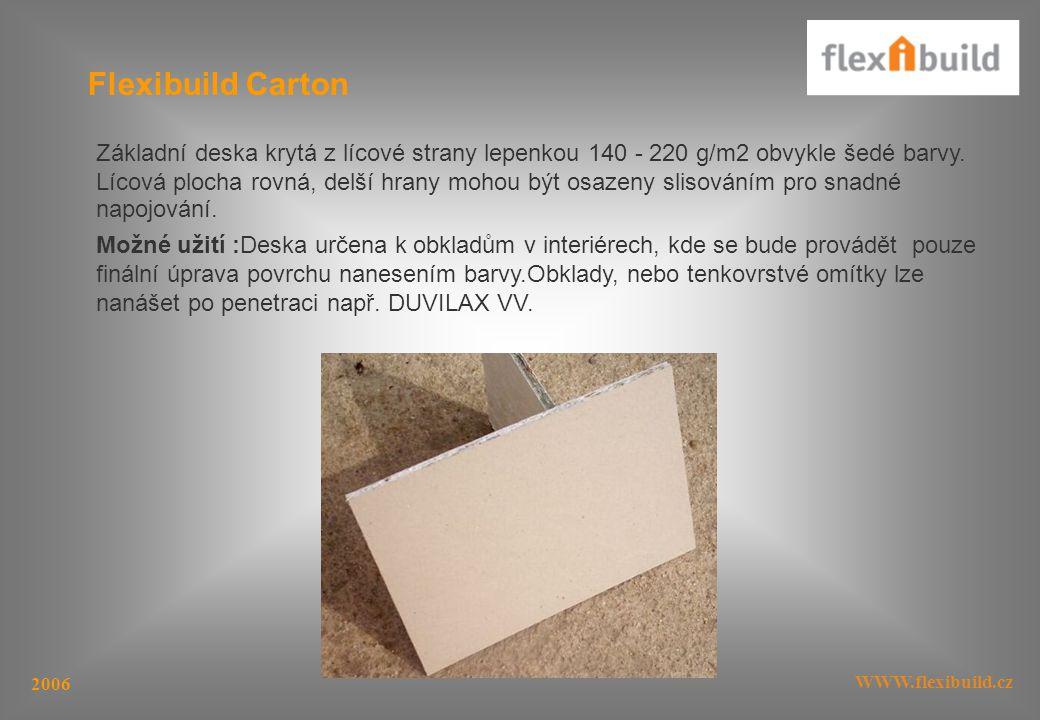 Flexibuild Carton
