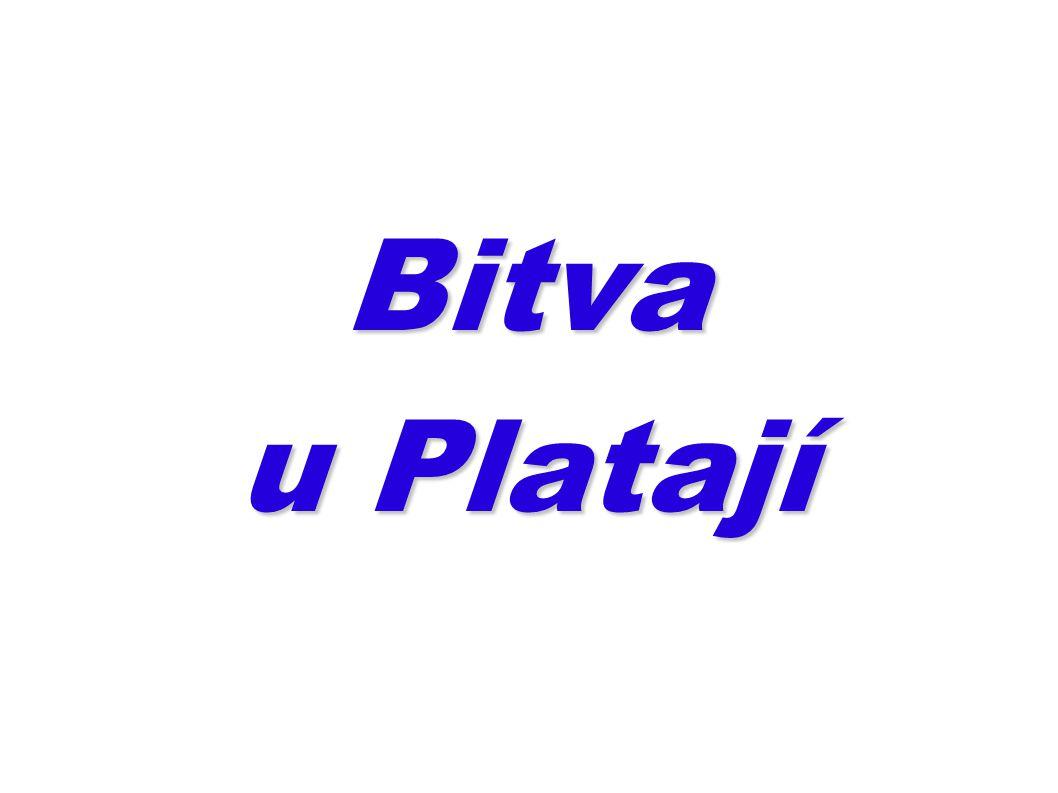 Bitva u Platají