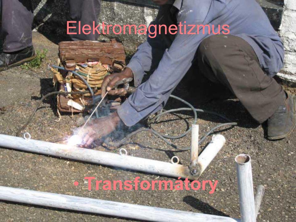 Elektromagnetizmus Transformátory