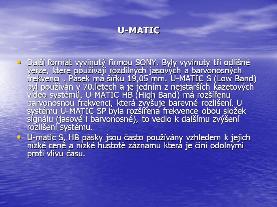 U-MATIC