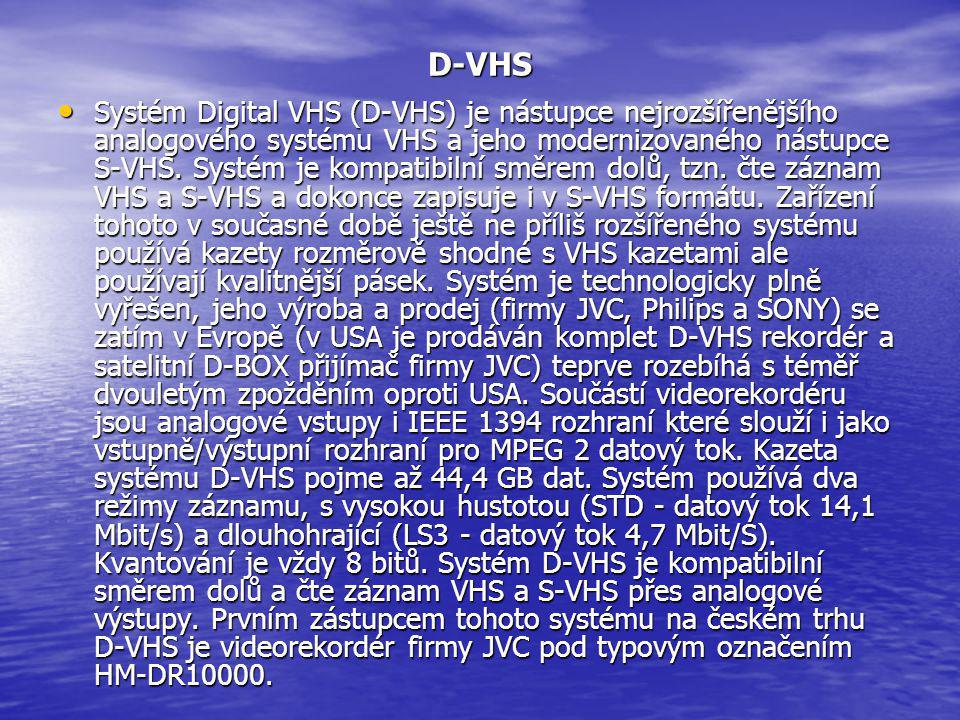 D-VHS