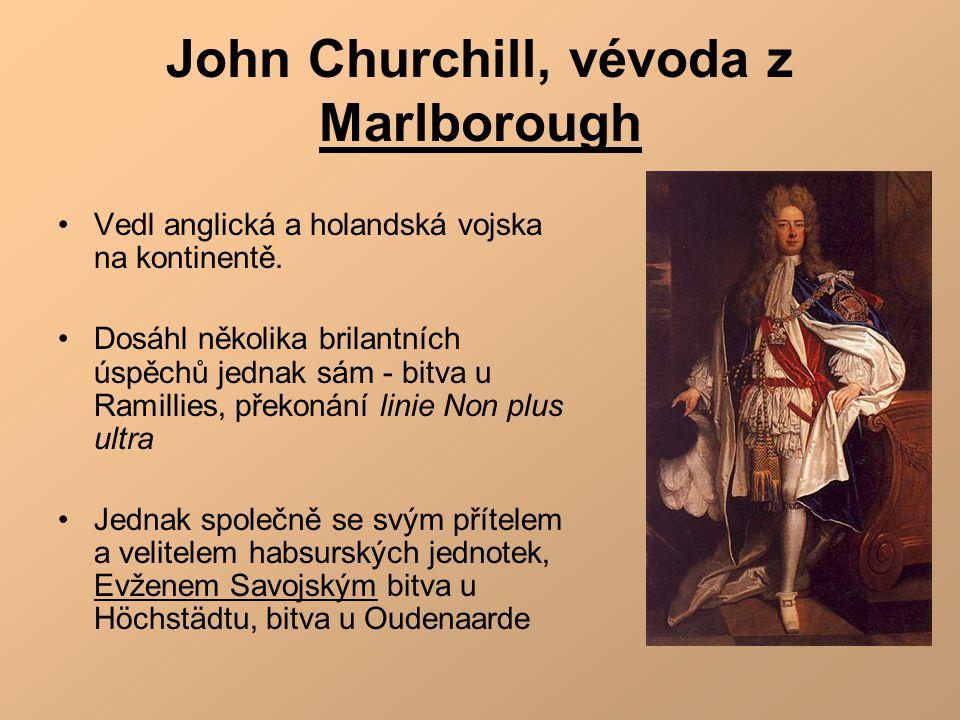 John Churchill, vévoda z Marlborough