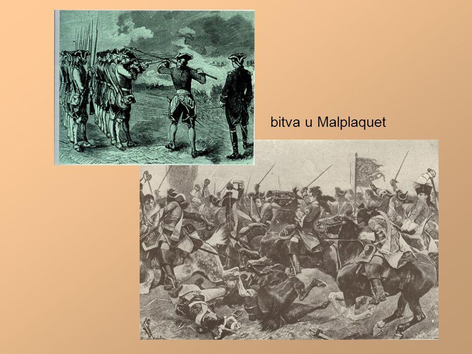 bitva u Malplaquet