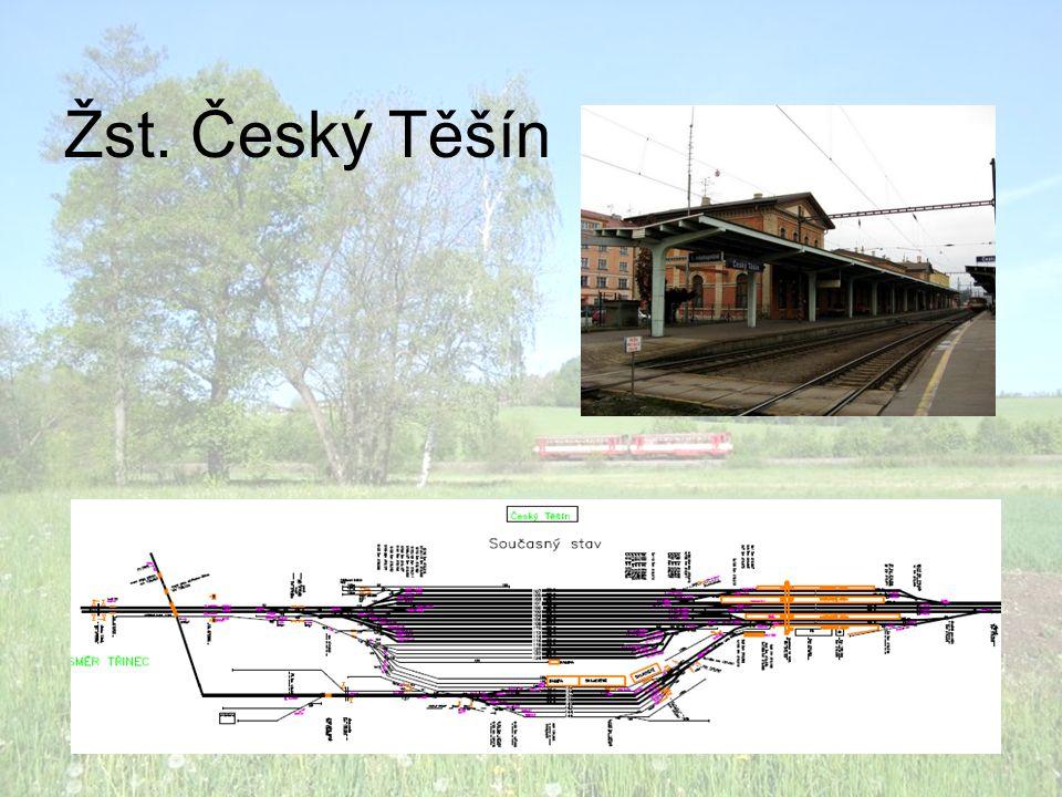 Žst. Český Těšín