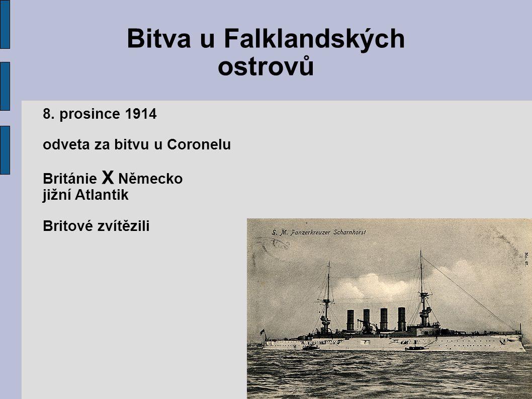 Bitva u Falklandských ostrovů