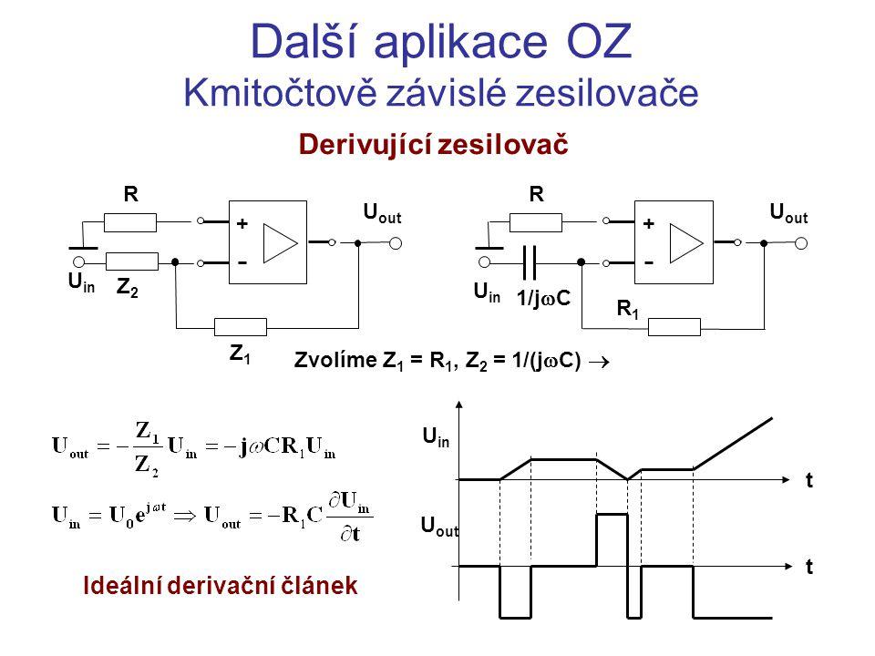 Ideální derivační článek