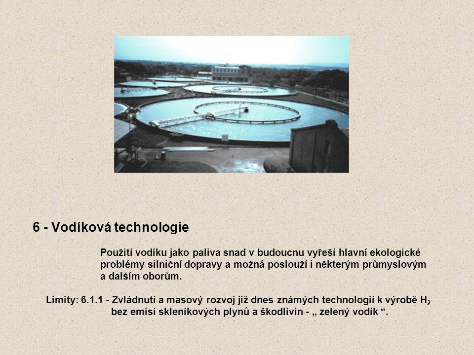 6 - Vodíková technologie
