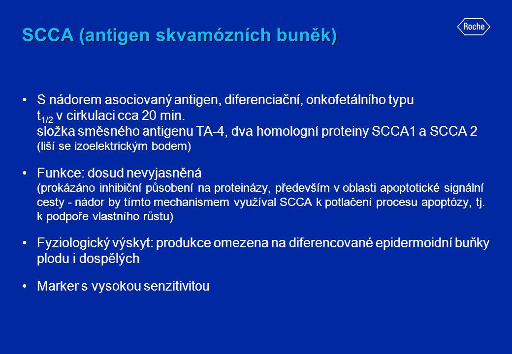 SCCA (antigen skvamózních buněk)