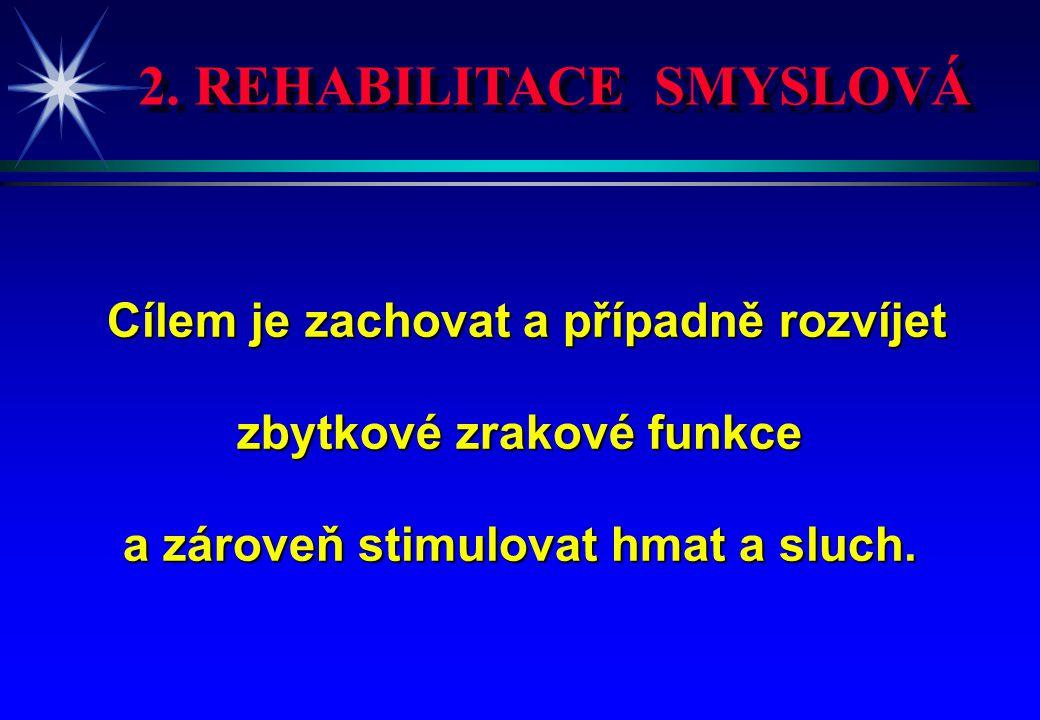 2. REHABILITACE SMYSLOVÁ