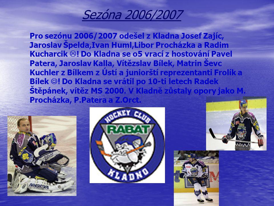 Sezóna 2006/2007