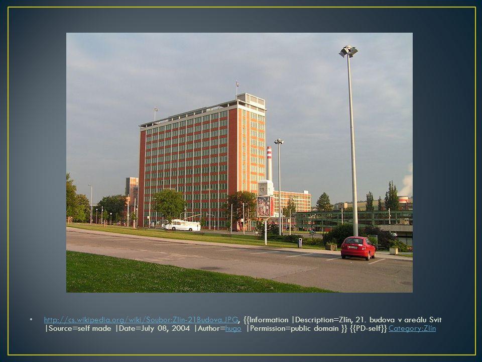 http://cs. wikipedia. org/wiki/Soubor:Zlin-21Budova