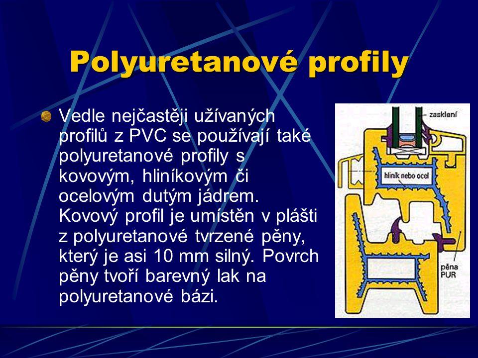Polyuretanové profily
