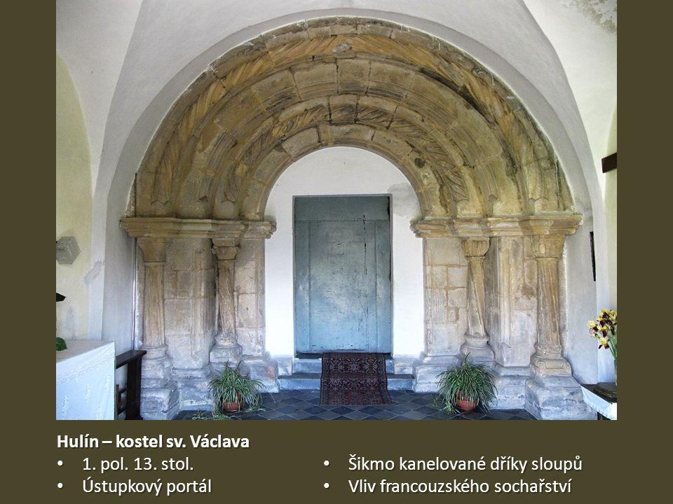 Hulín – kostel sv. Václava