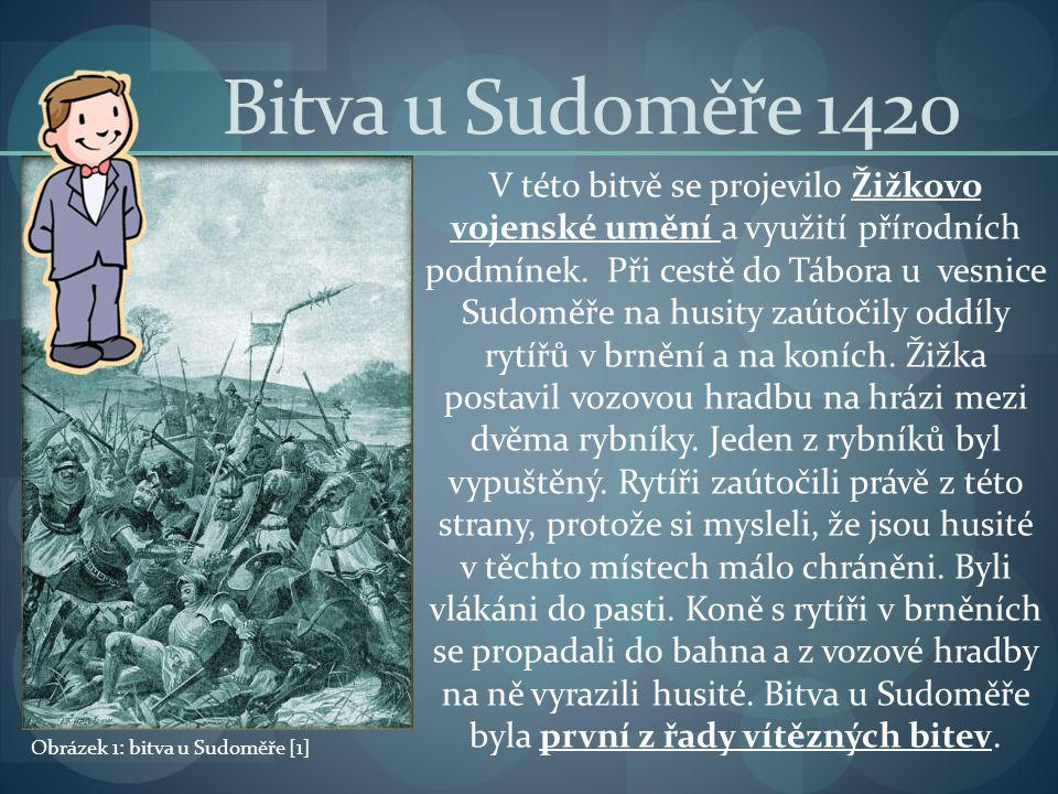Bitva u Sudoměře 1420
