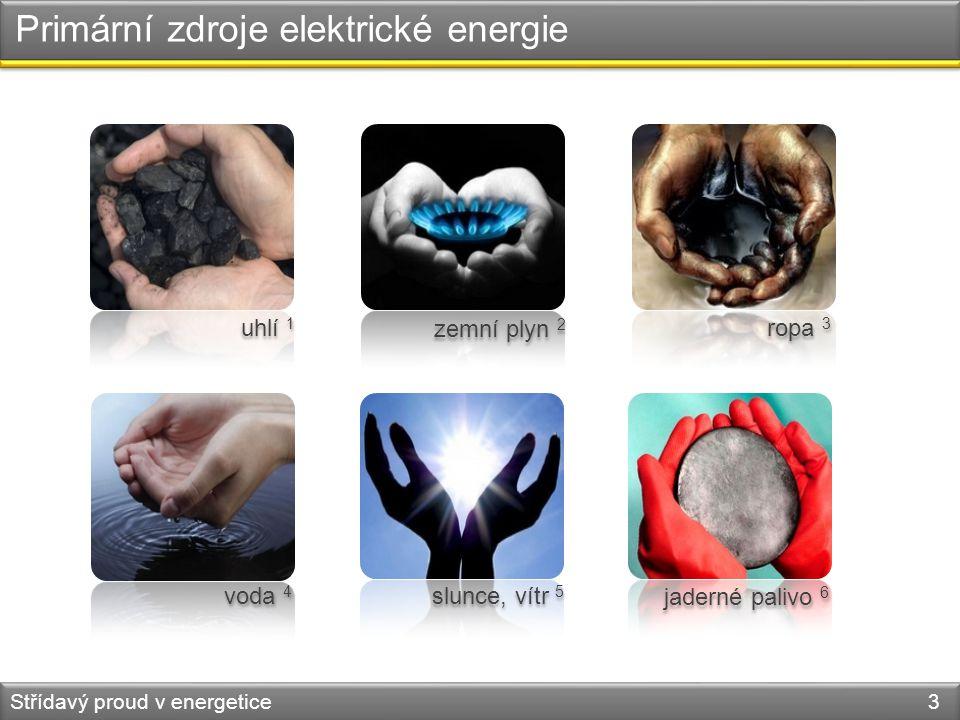 Primární zdroje elektrické energie