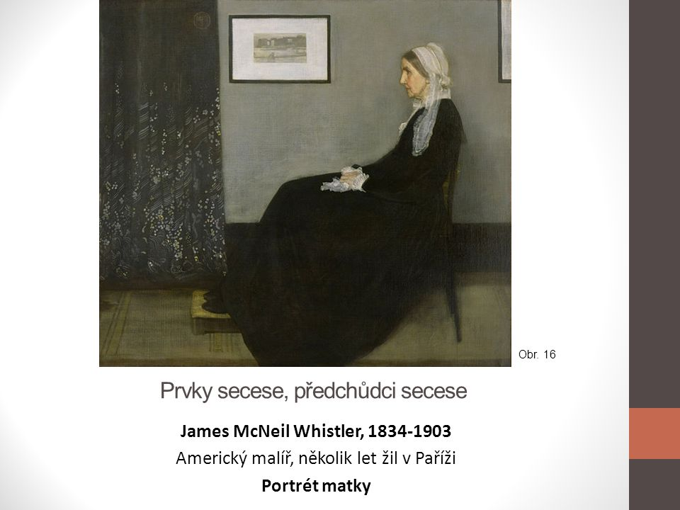 James McNeil Whistler, 1834-1903