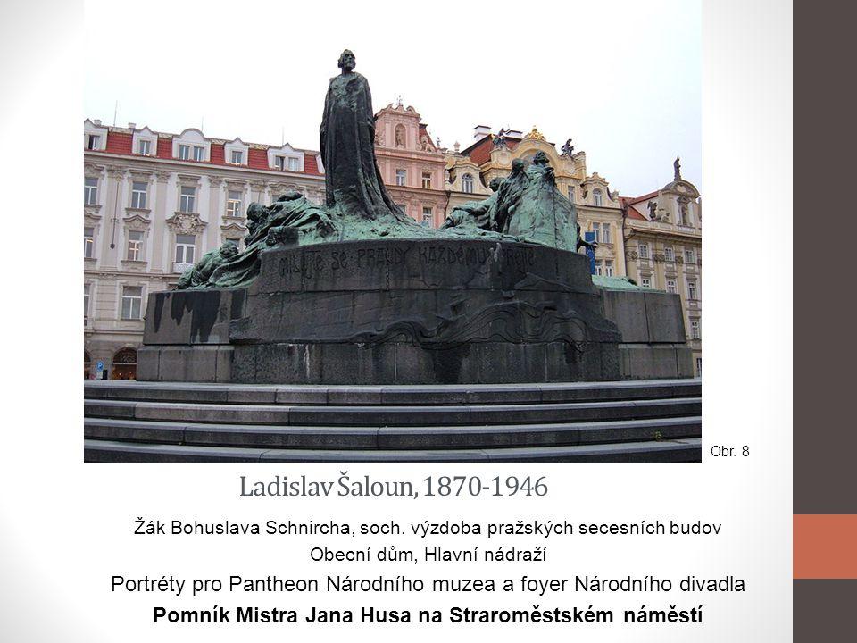 Pomník Mistra Jana Husa na Straroměstském náměstí